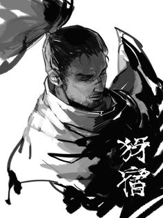 LOL-YASUO, JOE LIN on ArtStation at https://www.artstation.com/artwork/rzV8m