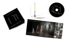 """Ideazione della grafica per il nuovo cd del gruppo fiorentino """"Il Carico dei Suoni Sospesi""""."""