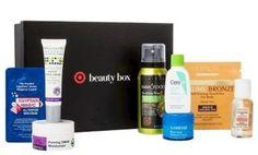 Target May Beauty Box $10