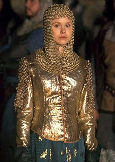 Empress Maud (Alison Pill) - The Pillars of the Earth
