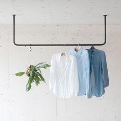 【BOU】コの字型天吊りハンガー