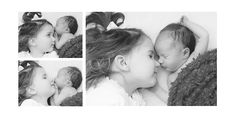 Newborn with Sibling photography