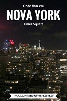Como escolher o bairro perfeito para sua hospedagem em Nova York e reviews de hotéis na Times Square #manhattan #novayork #timessquare #hotel #viagem #destinos