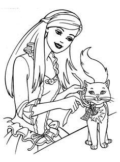 12Desenhos da Barbie para imprimir. Lindos desenhos da Barbie para colorir. Imprima os desenhos da linda boneca Barbiepara pintar ou colorir. São lindos desenhos que podem ser utilizados também em atividades educativas. Clique na imagem para...