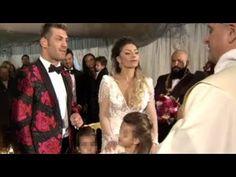 Clemente Russo ha risposato in tv, la moglie Laura Maddaloni !! - YouTube