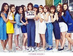 아이오아이 (I.O.I) - Etude  #PRODUCE101 #프로듀스101 #kpop #아이오아이 #ioi #somi #sejeong…