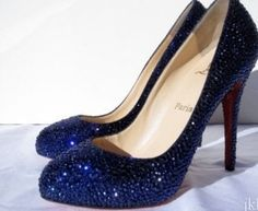 Deposit on Swarovski Crystal Wedding Shoes by MysticalScentsBridal by helga  Crystal Shoes fcd7c38d3