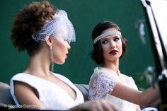 Noivas vintage e boho chic: editorial anos 20 para fazer sonhar! Image: 8