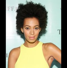 Natural Hair: Solange, Janelle Monae and 21 Other Stars Whose Hairstyles Inspire Me (PHOTOS)