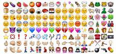136 beliebte Whatsapp Smileys mit Bedeutung!