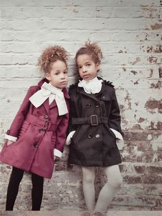 trendy trench coats by That's Not Fair -London