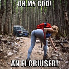 Hot Chics w/ FJ Photo Contest? - Page 958 - Toyota FJ Cruiser Forum