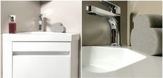 1000 ideas about meuble pour wc on pinterest wc suspendu habillage wc sus - Lavabo d angle lapeyre ...