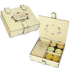 Коробочка для меда. Упаковка из фанеры. Изготовление шкатулки из фанеры – Стильная упаковка