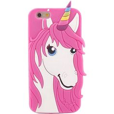 Rainbow Unicorn IPhone Case (840 RUB) ❤ liked on Polyvore featuring accessories, tech accessories, iphone cover case, unicorn iphone case, rainbow iphone case and iphone sleeve case