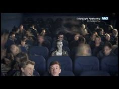 CAMHS Who Am I Cinema Advert - An ad we made for a mental health service for young people in the North West Mental Health Services, North West, Cinema, Ads, Website, Movies, Cinematography, Cinema Movie Theater