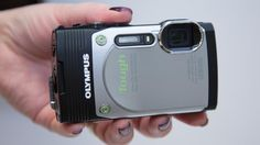 Olympus Stylus Tough TG-850 (Silver) Preview - CNET