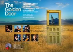 The Golden Door, Music at the Mission