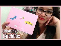 Birchbox de abril!