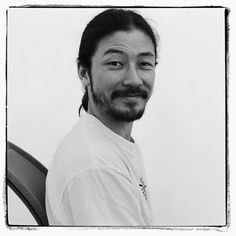Tadanobu Asano Japanese Icon, Long Hair Beard, Art Of Man, Ideal Man, Fine Men, Hair And Beard Styles, Interesting Faces, Actor Model, Face Claims