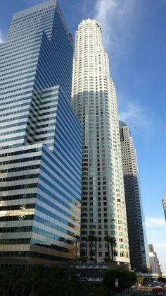 US Bank Tower. Downtown. Los Angeles, CA.