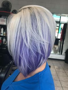Hairstyles Step By Step .Hairstyles Step By Step Hair Color Purple, Hair Color And Cut, Cool Hair Color, Gray Hair Highlights, Pastel Hair, Great Hair, Hair Videos, Cool Hairstyles, Colorful Hair