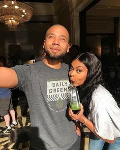 Empire couples dating in real life taraji and terrence alone