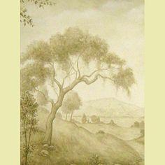 Cutting Edge Stencils - Old Tree Stencil