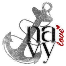 Navy Love Poster