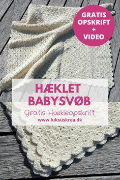 Crochet Shawl Free, Crochet Bee, Crochet For Kids, Baby Blanket Crochet, Easy Crochet, Knitting For Charity, Baby Hats Knitting, Baby Knitting Patterns, Baby Patterns