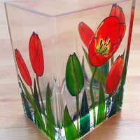 Výsledek obrázku pro malovaná váza