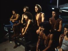 The Warriors Movie Site - David Holden James Remar, Michael Beck, Warrior Movie, Gangster Movies, Stunt Doubles, Movie Sites, The Best Films, Tough Guy, Movie Characters