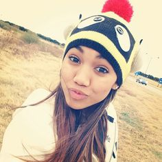 Paige Hurd..love the brows
