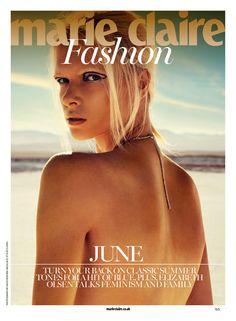 Marie Claire UK - June 2014