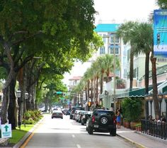 Photo of Las Olas Boulevard, Fort Lauderdale Florida- Spent the day and had a really good lunch.