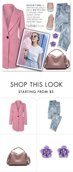 """Rose style"" by girl-forever-638 ❤ liked on Polyvore featuring Wrap, Filling Pieces, cool and purple"