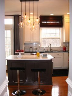 Kitchen Makeover on a budget! That light fixture!!!