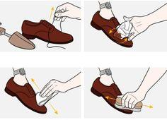 Buona primavera ! e mi raccomando pulite e lucidate le vostre scarpe.