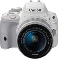 All White Canon EOS 100D Announced For The UK