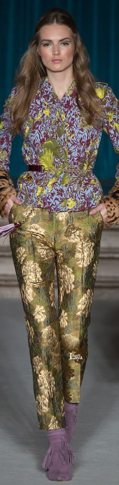 Matthew Williamson Fall Winter 2015-16 RTW