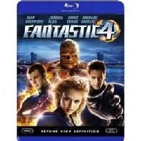 Fantastic Four -Blu-ray free shipping
