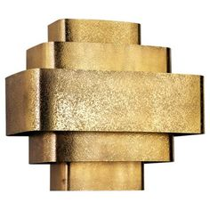 Check out this item at One Kings Lane! Hastings Sconce, Brass