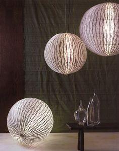 . Cool Lighting, Lighting Design, Pendant Lighting, Pendant Lamps, Chandelier, Lighting Ideas, Light Fittings, Light Fixtures, Ocean Home Decor