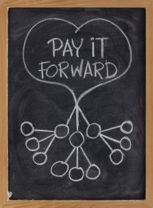 You may never know the impact of your good deeds, but you can rest assure that when you pay it forward, you leave a positive mark on the life of another. Let's make this world a better place, together. Join us for Pay It Forward Day this Thursday. Small Acts Of Kindness, Pay It Forward, Moving Forward, Budget Planer, Just Dream, Good Deeds, Monologues, Giving Back, Personal Branding