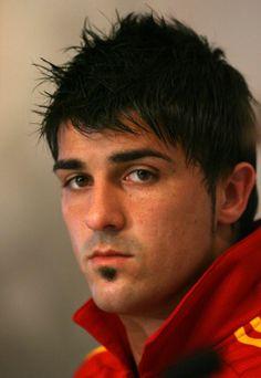 David Villa - have my babies!!!!