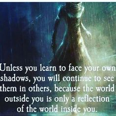 STOP trying to transfer other people's actions bc you haven't faced your own dee... | 1000 Great Quotes, Me Quotes, Inspirational Quotes, Peace Quotes, Finding Peace, Spiritual Inspiration, Deep Thoughts, Life Lessons, Wise Words