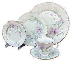 Lenox Heiress Pattern China - 20pc Place Setting
