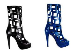 Mummified Stilettos : Pierre Hardy 2010 Summer Shoe