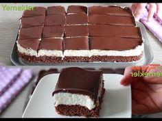 Turkish Recipes, Ethnic Recipes, Turkish Delight, Chocolate Desserts, Tiramisu, Tart, Cake Recipes, Yummy Food, Sweets