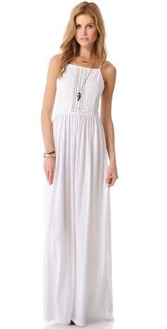 Nightcap Clothing Apron Beach Maxi Dress | SHOPBOP